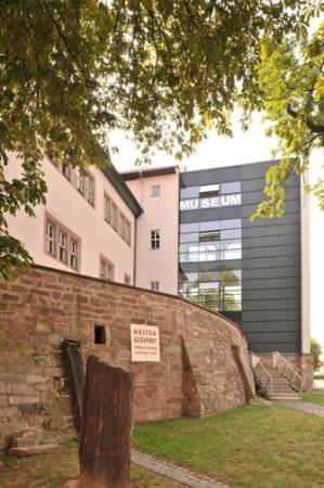 Regional Museum in Bad Frankenhausen Castle