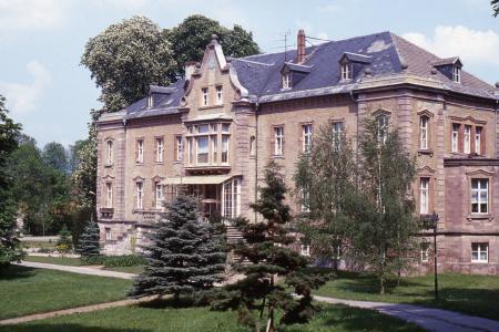 das Neue Schloss in Bendeleben