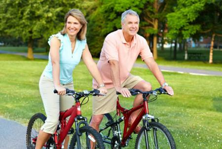 Fahrradverleih in der Kyffhäuser-Thermw