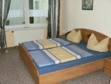 Ferienwohnung mit Doppelbett