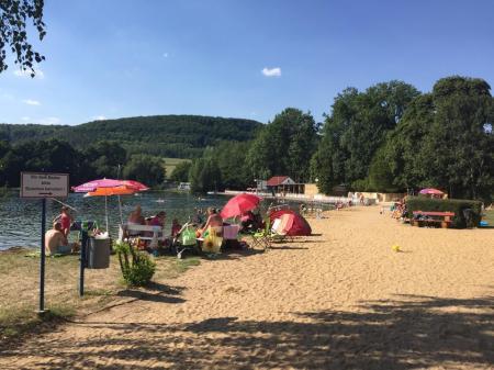 Naturbad Bebraer Teiche