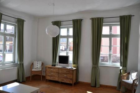 Apartment im Uckermann'schen Schloß von Gut Bendeleben